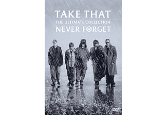 Take That - Never Forget - The Ultimate Collection (DVD)