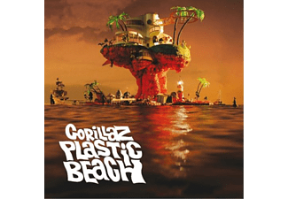 Gorillaz - Plastic Beach (CD)
