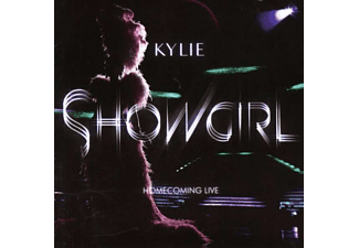 Kylie Minogue - Showgirl Homecoming Live (CD)