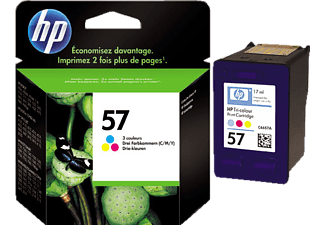 HP No57 Tri-Color C6657AE