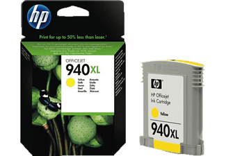 HP NO 940XL Yellow - (C4909A)