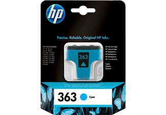 HP Vivera 363 4ML Cyan - (C8771EE)