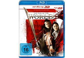 The End of the World 3D - (3D Blu-ray)