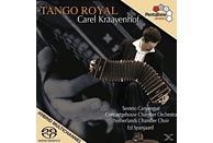 Sexteto Canyengue, Concertgebouw Chamber Orchestra, Ed Spanjaard, Netherlands Chamber Choir - Tango Royal [SACD Hybrid]