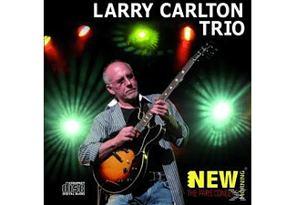 Larry Carlton - The Paris Concert - (CD)