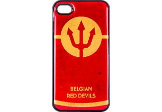 RED DEVILS Back cover field rood (190374)