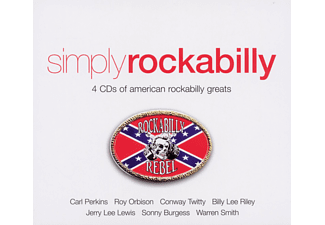 Various - Simply Rockabilly - (CD)