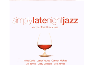 VARIOUS - Simply Late Night Jazz - (CD)