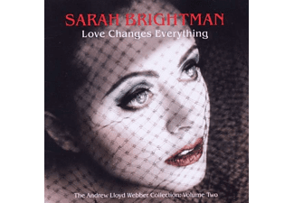 Sarah Brightman - Love Changes Everything (CD)