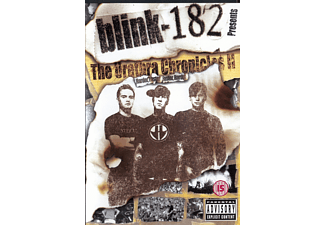 Blink 182 - The Urethra Chronicles II (DVD)