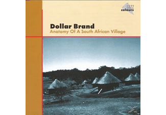 Dollar Brand - Anatomy Of A South African Village - (CD)