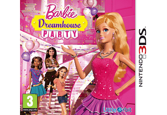 Barbie - Dreamhouse Party  3DS