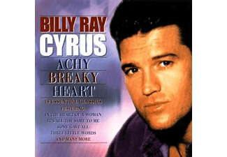 Billy Ray Cyrus - Achy Breaky Heart (CD)
