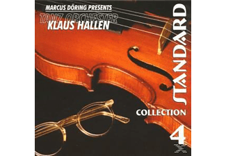 Klaus Tanzorchester Hallen - Standard Collection 4 - (CD)