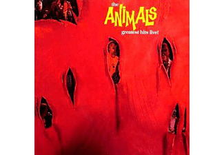 The Animals - Greatest Hits Live 1983 (CD)