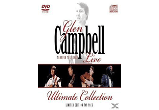 Glen Campbell - Through The Years [Cd+dvd] - (CD + DVD Video)
