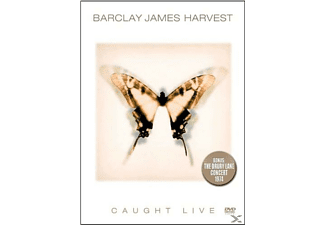Barclay James Harvest - Caught Live - (DVD)