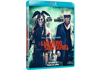 El Llanero Solitario - Bluray