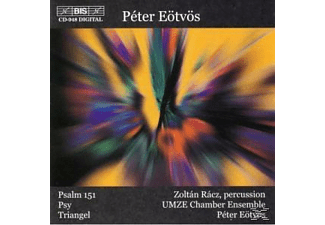 VARIOUS - Eotvos: Psalm 151 / Psy / Triangel - (CD)