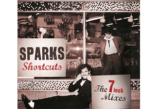 Sparks - Shortcuts - The 7 Inch Mixes (1979-1984) (CD)