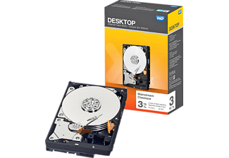WD Desktop Mainstream HDD 3TB