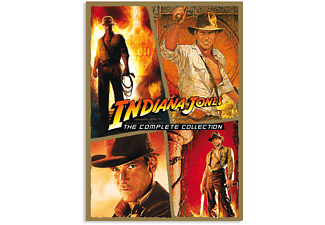 Indiana Jones - The Complete Collection | DVD
