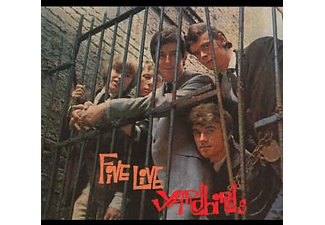 The Yardbirds - Five Live (CD)
