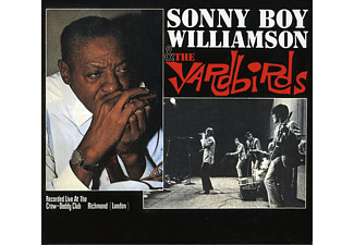 Sonny Boy Williamson & The Yardbirds - Live At The Crawdaddy (CD)