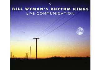 Bill Wyman's Rhythm Kings - Live Communication (CD)