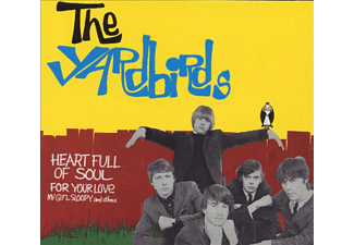 The Yardbirds - Heart Full Of Soul (CD)