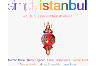 VARIOUS - Simply Istanbul - (CD)