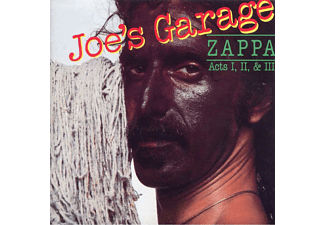 Frank Zappa - Joe's Garage Acts 1, 2 & 3 (CD)