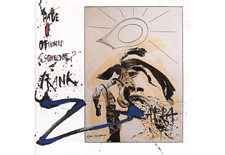 Frank Zappa - Have I Offended Someone (CD)