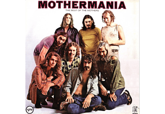 Frank Zappa - Mothermania (CD)