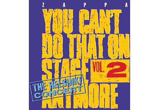 Frank Zappa - You Can't Do That On Stage Anymore Vol. 2 (CD)