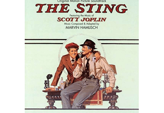 Scott Joplin - The Sting (A nagy balhé) (CD)