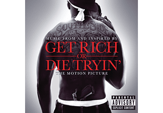 50 Cent - Get Rich Or Die Tryin' (Pénzed vagy életed) (CD)