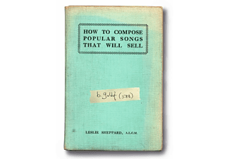 Bob Geldof - How To Compose Popular Songs That Will Sell (CD)