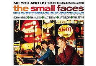 Small Faces - Me You And Us Too - Best Of The Immediate Years (Digipak) (CD)