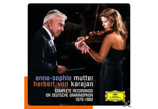 Herbert von Karajan, Mutter,Anne-Sophie/Karajan,Herbert Von/BP - Complete Recordings On Dg 1978-1988 - (CD)