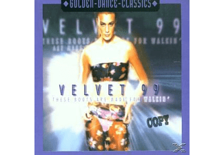 Velvet 99 - These Boots Are Made For Walki - (Maxi Single CD)