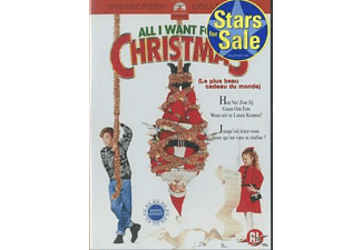 All I Want For Christmas | DVD