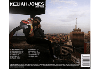 Keziah Jones - Captain Rugged - (CD)