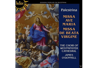 The Choir Of Westminster Cathedral, James O'Donnell - Missa De beata virgine/Missa Ave Maria - (CD)