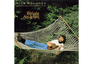 Mick Moloney - STRINGS ATTACHED - (CD)