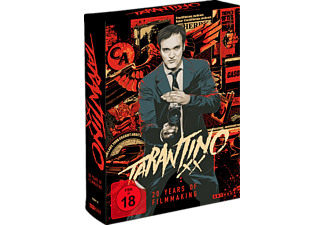Tarantino-Box - (DVD)