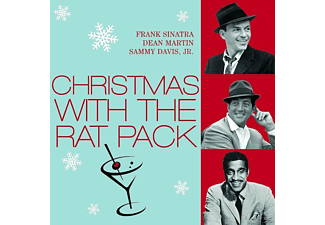 VARIOUS - Christmas With The Rat Pack [CD]