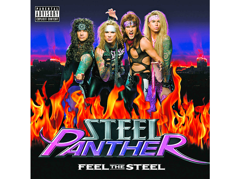 Steel Panther - Feel The Steel [CD]