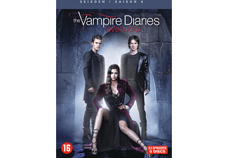The Vampire Diaries - Seizoen 4 | DVD