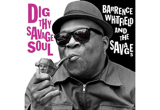Barrence & The Savages Whitfield - Dig Thy Savage Soul - (Vinyl)